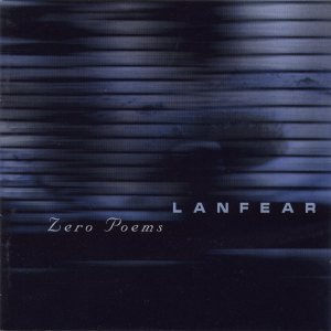Lanfear - Zero Poems cover art