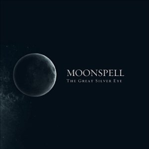 Moonspell - The Great Silver Eye cover art