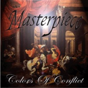 Masterpiece - Colors of Conflict cover art