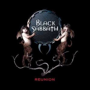 Black Sabbath - Reunion cover art
