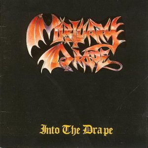 Mortuary Drape - Into the Drape cover art