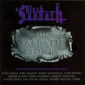Black Sabbath - The Sabbath Stones cover art