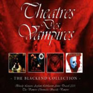 Theatres des Vampires - The Blackend Collection cover art