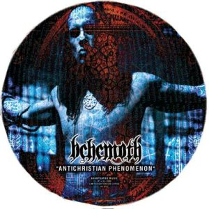 Behemoth - Antichristian Phenomenon cover art