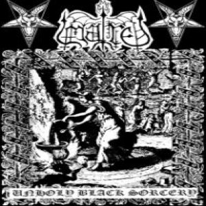 Mare - Unholy Black Sorcery cover art