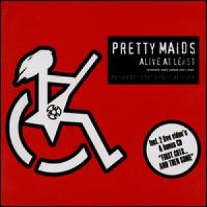 Pretty Maids - Alive At Least cover art