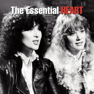 Heart - The Essential Heart cover art