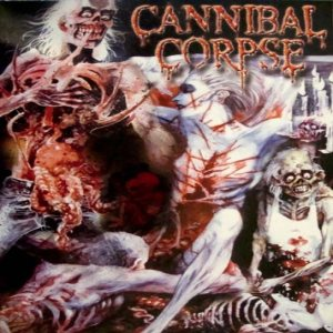 Cannibal Corpse - Classic Cannibal Corpse cover art
