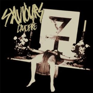 Saviours - Crucifire cover art