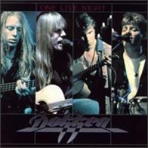 Dokken - One Live Night