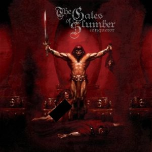 The Gates of Slumber - Conqueror cover art