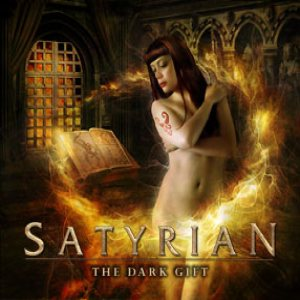 Satyrian - The Dark Gift cover art