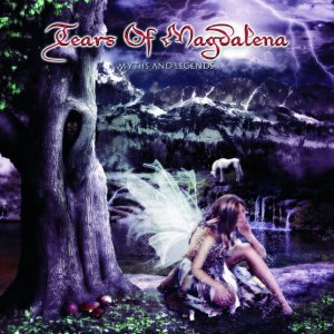Tears of Magdalena - Myths and Legends cover art