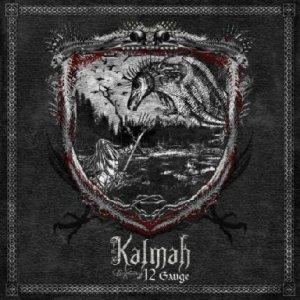 Kalmah - 12 Gauge cover art