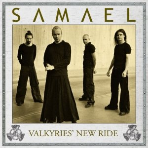 Samael - Valkyries' New Ride cover art