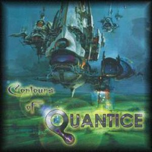 Qantice - Contours of Quantice cover art