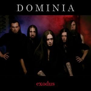 Dominia - Exodus cover art