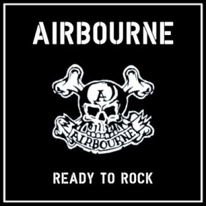 Airbourne - Ready to Rock cover art