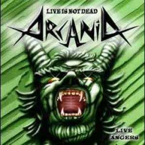 Arcania - Live Is Not Dead cover art