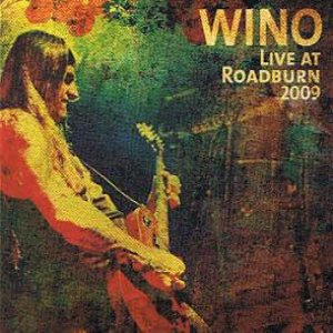 Wino - Live at Roadburn 2009 cover art