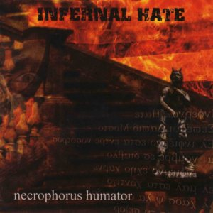 Infernal Hate - Necrophorus Humator cover art