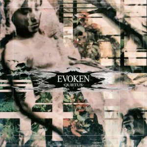 Evoken - Quietus cover art