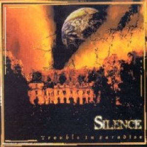 Silence - Trouble in Paradise cover art