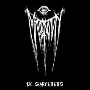Malediction - IX Sorcerers cover art