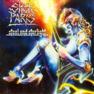 Shok Paris - Steel and Starlight cover art