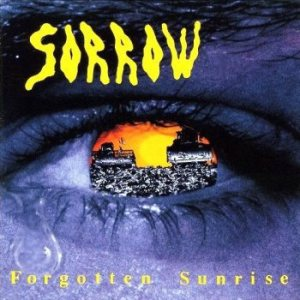 Sorrow - Forgotten Sunrise cover art
