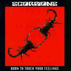 Scorpions - Born to Touch Your Feelings cover art