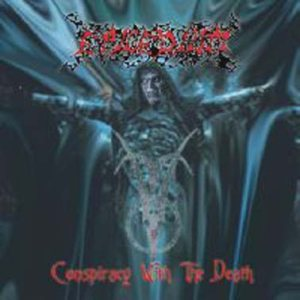 Epicedium - Conspiracy with the Death cover art