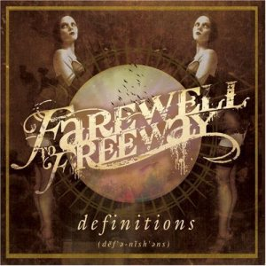 Farewell to Freeway - Definitions cover art