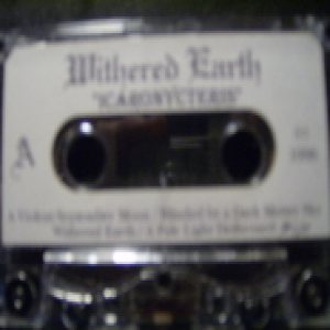Withered Earth - Icaronycteris cover art