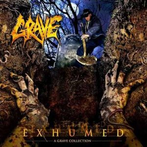 Grave - Exhumed - a Grave Collection cover art