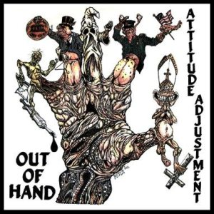 Attitude Adjustment - Out of Hand cover art
