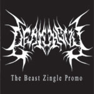 Deathguy - The Beast Zingle Promo CD cover art