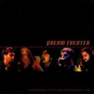 Dream Theater - Fan Club Christmas CD 1998 cover art