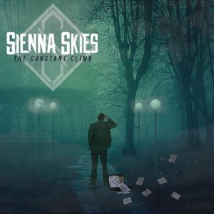 Sienna Skies - The Constant Climb cover art