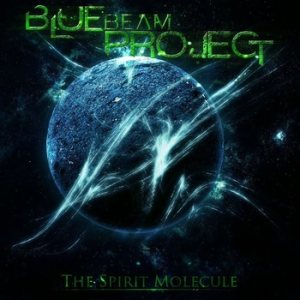 Blue Beam Project - The Spirit Molecule cover art
