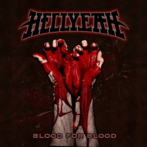 Hellyeah - Blood for Blood cover art