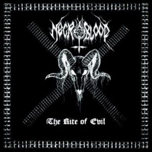 Necroblood - The Rite of Evil cover art