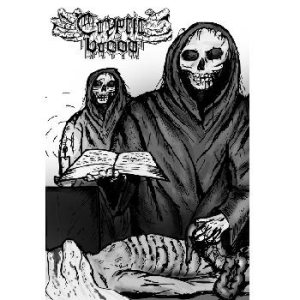 Cryptic Brood - Morbid Rite cover art