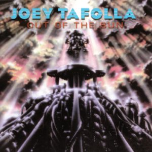 Joey Tafolla - Out of the Sun cover art