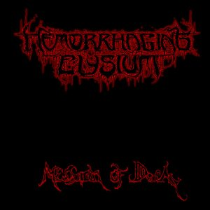 Hemorrhaging Elysium - Messiah of Decay cover art