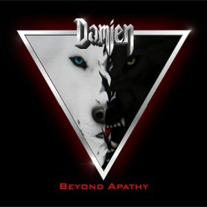 Damien - Beyond Apathy cover art