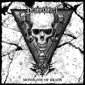 Fetid Zombie - Monolith of Death cover art