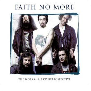 Faith No More - The Works - a 3 CD Retrospective cover art