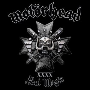 Motörhead - Bad Magic cover art