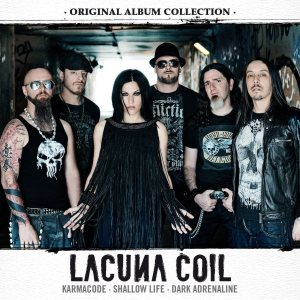 Lacuna Coil - Original Album Collection cover art